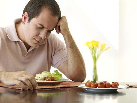 مواد خوراکی و تسکین درد میگرن
