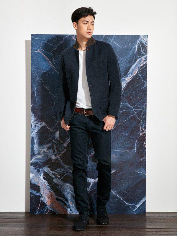 مدل لباس مردانه به سبک پاییز از Shanghaitang