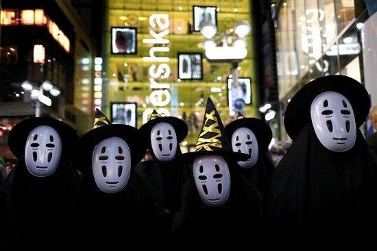 تصاویر ترسناک از جشن هالووین در سراسر جهان