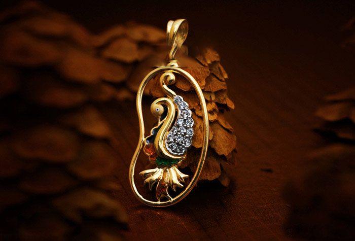 مدل های زیبا طلا هندی از برند RKR Gold