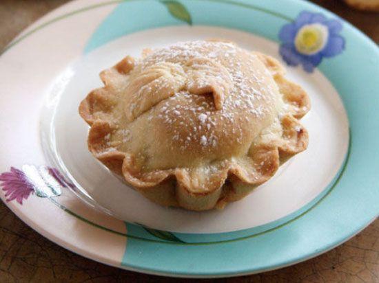 طرز تهیه دسر تارتلت سیب خوشمزه