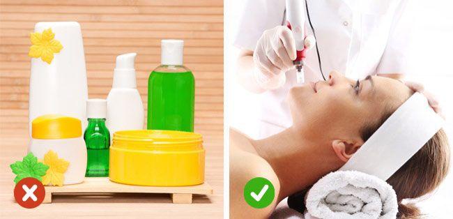 توصیه های برای سلامت پوست خانم ها
