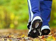 فواید 25 دقیقه پیاده روی در هر روز