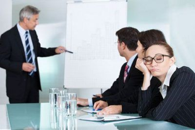 نکاتی برای برگزاری جلسات جذاب و دلگرم کننده