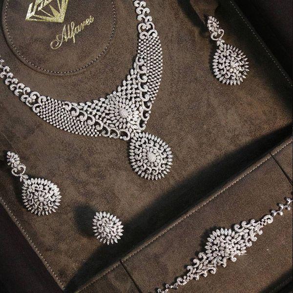 زیباترین مدل های سرویس جواهرات Al Fares