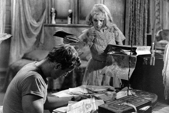 ویوین لى ستاره قدیم سینما در بربادرفته