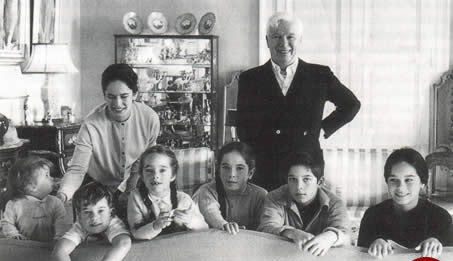 این بازیگران مشهور بیش از 9 فرزند دارند