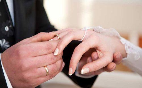 ازدواج به سبک مردم کشور آمریکا