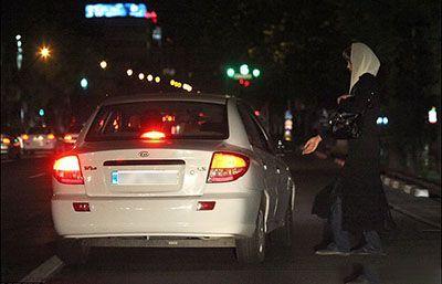 زنان روسپی خیابانی معمولا چند ساله هستند؟