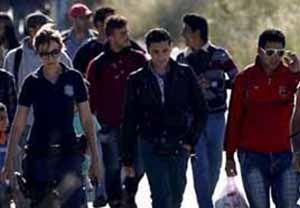 تن فروشی در میان پناهجویان در یونان