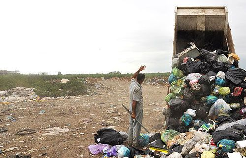 ایرانی ها در تولید زباله هم زبانزد هستند