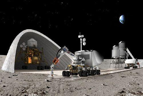 ایده دانشمند ایرانی ناسا درباره سکونت در فضا