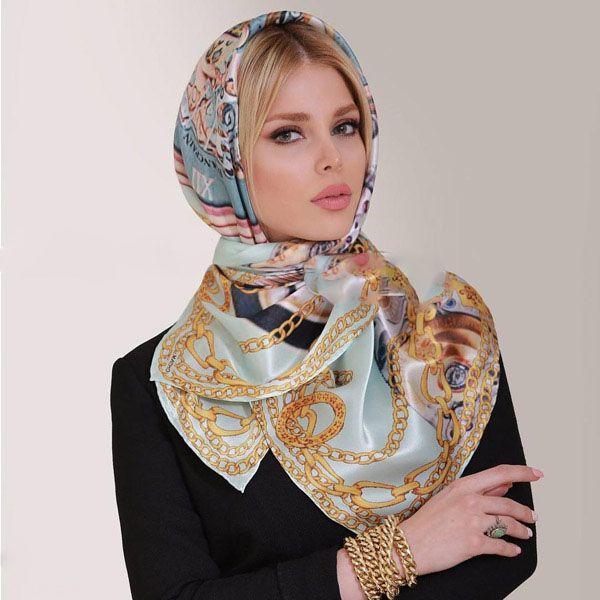 مدلهای روسری با طرح های زیبا از برند ماچو