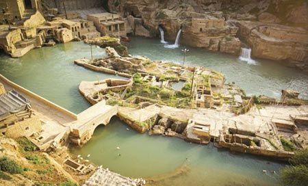 سفری به آبشاری های زیبای جنوبی ایران