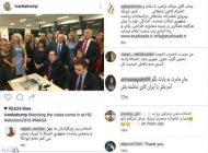 حمله کاربران ایرانی به اینستاگرام دونالد ترامپ