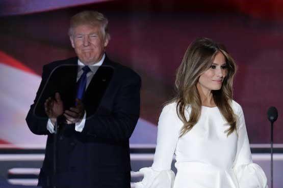 نکات جالب درباره ملانیا ترامپ بانوی اول آمریکا