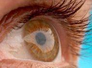 تاری ناگهانی چشم نشانه خطر است