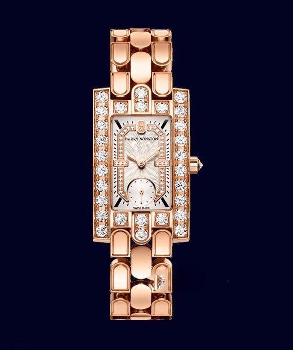 مدل های ساعت مچی زنانه Harry Winston