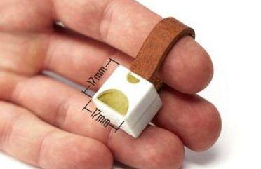 تصویر کوچکترین شارژر جهان را ببینید