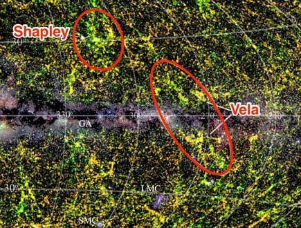کشف زوایای جدید هستی در کهکشان ها