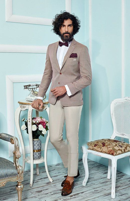 بهترین مدل های کت شلوار مردانه برند Giotelli