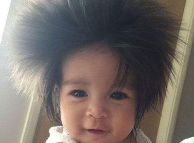 پرموترین کودک جهان دختر 21ماهه سنگاپوری