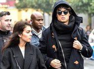 رونالدو و دوست دختر جدیدش جورجیا رودریگز