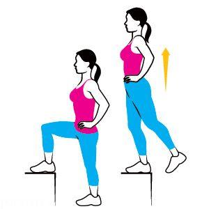 حرکات ورزشی برای خانم ها در فضای باز