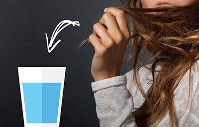 فهمیدن سلامت مو با این آزمایش ساده