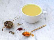 با چای زعفرانی متابولیسم بدن را زیاد کنید