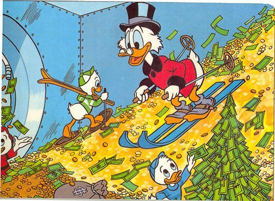 تصورات نادست درباره پول خرج کردن