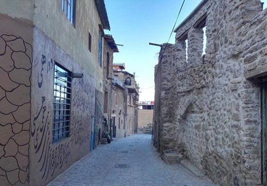 روستای دیدنی قلات رو به نابودی