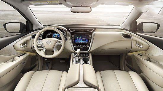 خودنمایی نیسان مورانو هیبریدی در صنعت خودرو