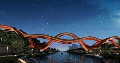 پل های زیبا و باشکوه تا سال 2018 را ببینید