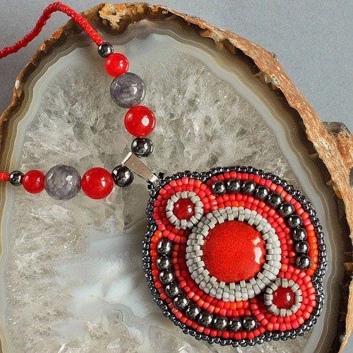 گالری زیورآلات زیبا از برند Agnaart Handmade