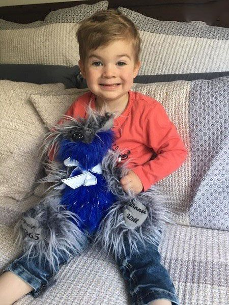 مهربان ترین پسر جهان را بشناسید +عکس