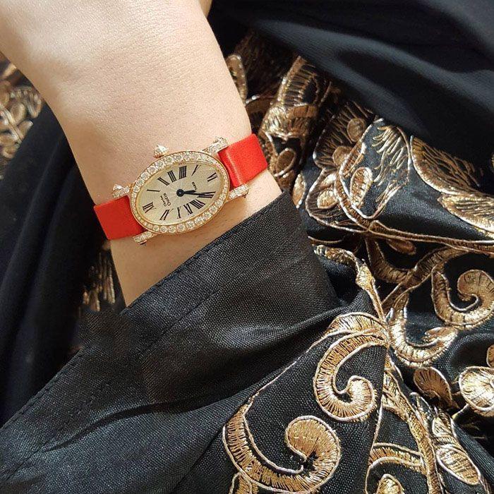 مدل های ساعت زنانه از برند Charles Oudin