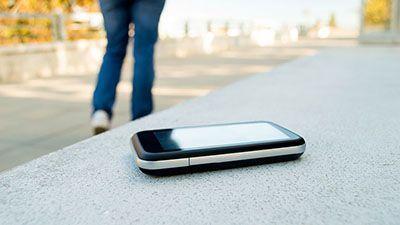با گوشی هوشمند پیدا شده چه کنیم؟