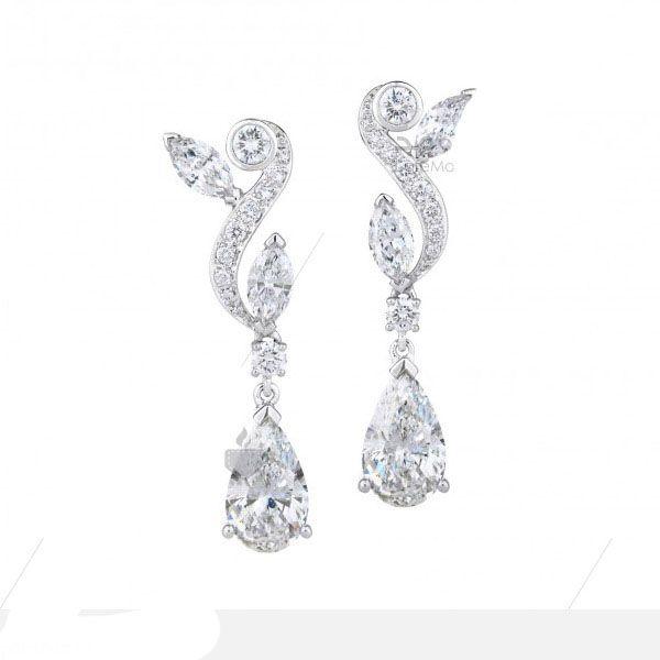 مدل های جواهرات لوکس از برند De Beers