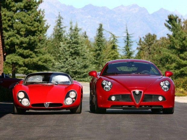 مقایسه خودروهای قدیمی و جدید معروف جهان