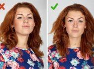 ژست عکاسی برای زیباتر افتادن چهره در عکس