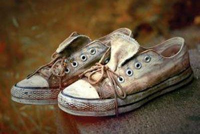 راهکار عالی برای رفع شوره کفش ها