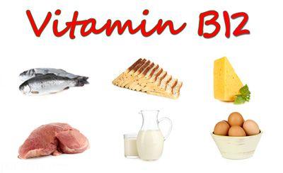 عوارض کمبود ویتامین B12 در بدن انسان