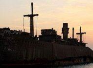 درباره کشتی یونانی در سواحل جزیره کیش