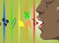 درباره رژیم غذایی جالب رنگین کمانی