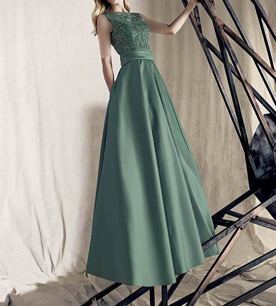 زیباترین مدل های لباس مجلسی برند kenzel