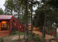 طراحی معماری بی نظیر خانه ای در شیلی