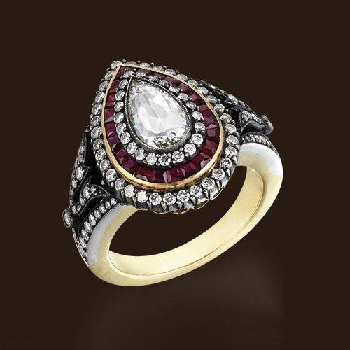 مدل جواهرات زیبای ترکیه ای از Lion Diamond