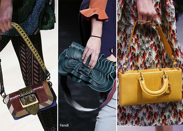 مدل های جدید کیف مجلسی زنانه زمستانی