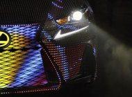 برترین خودرو لکسوس با رقص نور تماشایی
